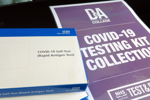 Coronavirus in Scotland: How to order a lateral flow test in Scotland