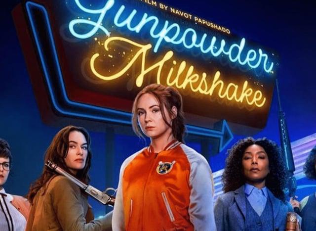 Gunpowder Milkshake sees Karen Gillan lead an all-star cast.