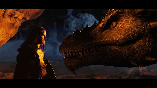 Dragon Knight a new fantasy film from Kirkcaldy based Hex studios, produced by Lawrie Brewster and written  by Sarah Daly.