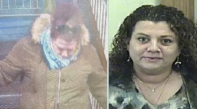 Maria Radford, 50, has been reported missing since last week picture: Police Scotland