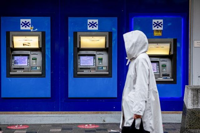 """Robert Paxton, 30, took the cash from a branch of the Bank of Scotland to fund """"a lavish lifestyle"""", a court was told this week. Picture: Getty Images"""