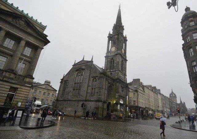 The council will work with SBHT to develop a long-term vision for the Tron Kirk