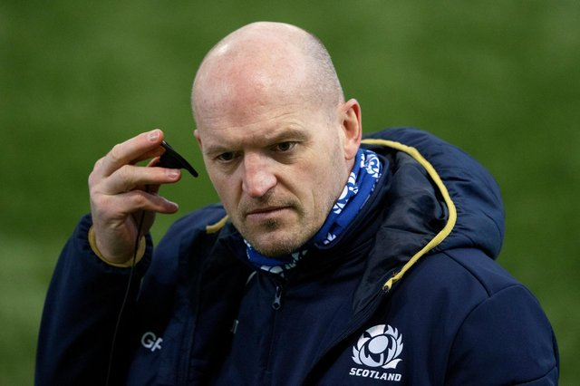 Scotland coach Gregor Townsend wants his English-based players available to face France. Picture: Craig Williamson/SNS