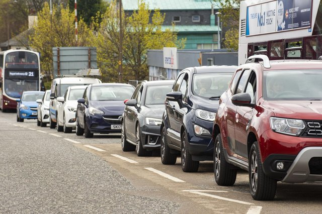 Older vehicles would be effectively banned from the city centre