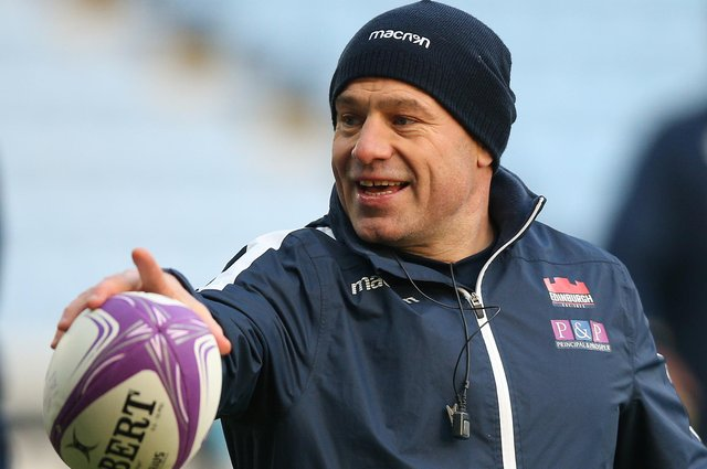Edinburgh coach Richard Cockerill says Connacht deserve their place near the top of Conference B of the Guinness Pro14.