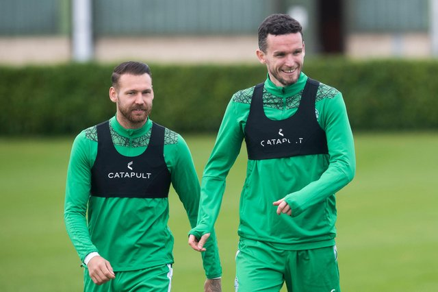 John Doolan has been impressed by Martn Boyle's rise, and Paul McGinn's performances at right-back