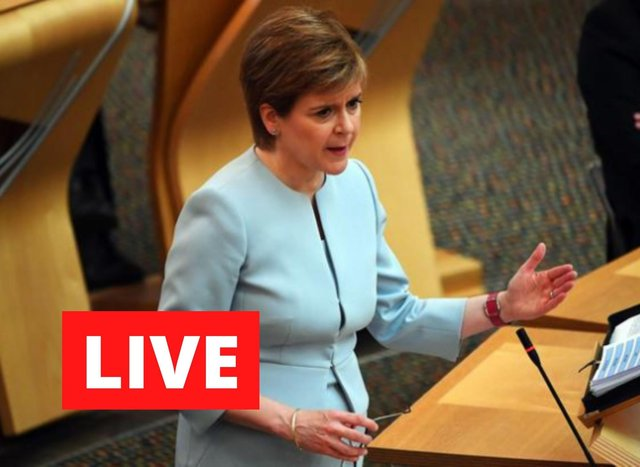 Covid Scotland LIVE: Nicola Sturgeon to give coronavirus briefing with Jason Leitch today | Move to Level 0 restrictions likely to be delayed | What is Level 0 | Scottish airports back quarantine legal action