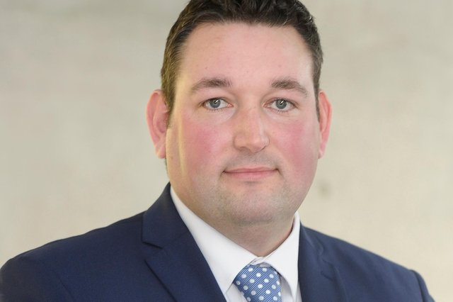 Miles Briggs is now shadow social justice, housing and local government secretary