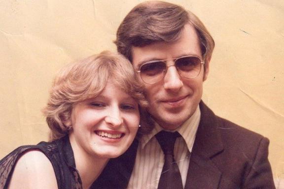 Tragic Carol Jarvis and killer husband Harry.
