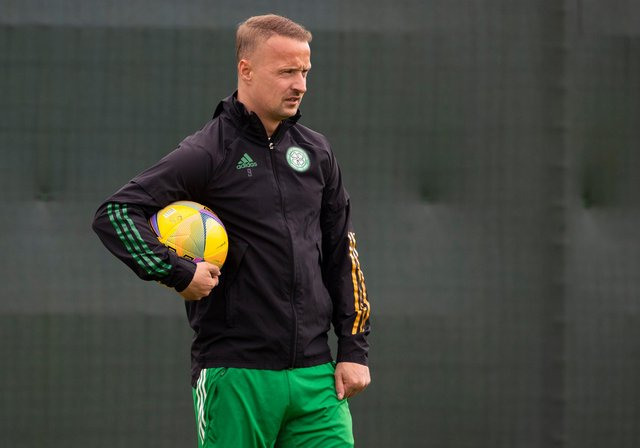 Leigh Griffiths is now out of contract. (Photo by Alan Harvey / SNS Group)
