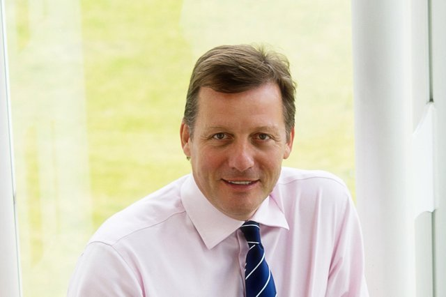 Adrian Grace was the chief executive of Aegon UK's Edinburgh operation and took up the role of 7IM chairman last autumn.