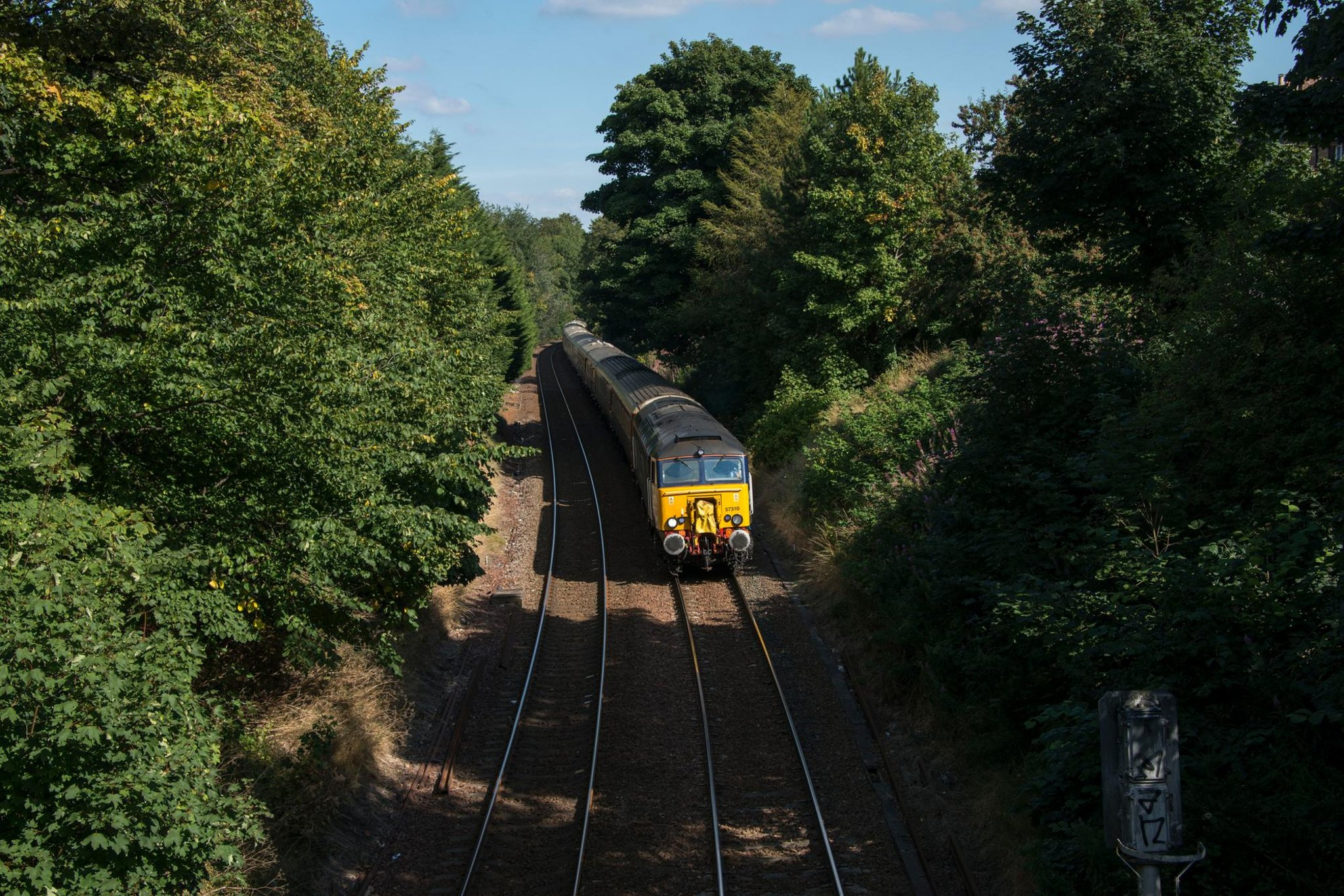 Lib Dem candidate calls for Edinburgh's South Sub rail line to reopen as train alternative to City Bypass
