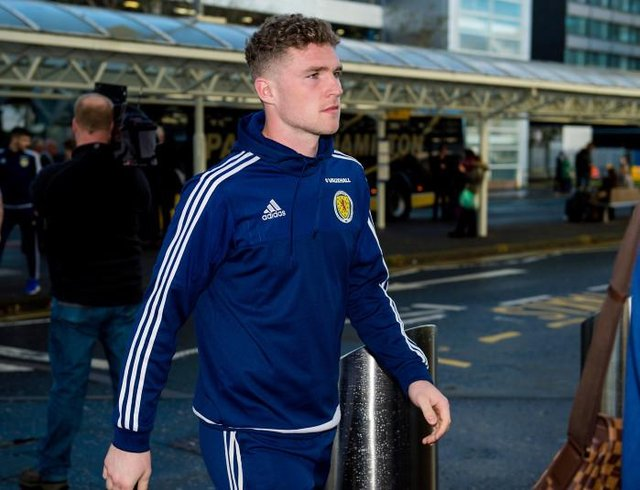 Jack Hamilton was called up to Scotland in 2016. (Picture: SNS)
