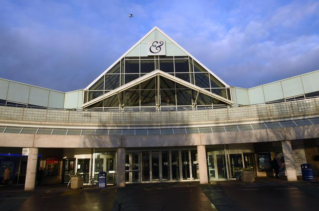Plans have been unveiled for a £500m revamp of the Gyle Centre