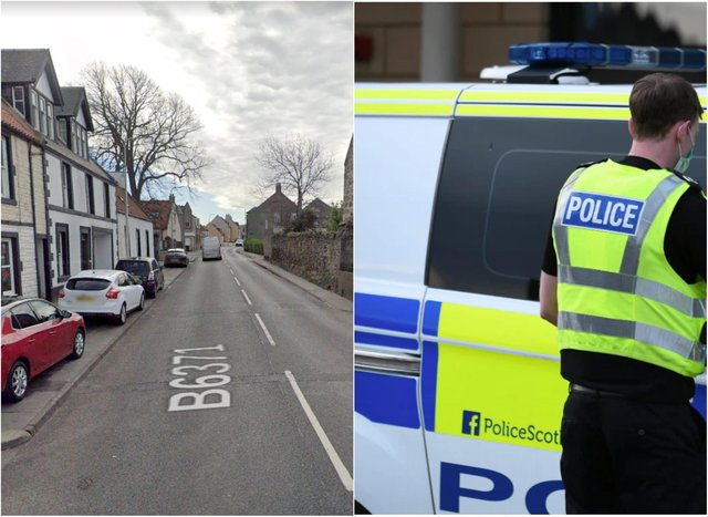 Tranent crash: Five-year-old in hospital with serious injuries after being hit by a car in East Lothian