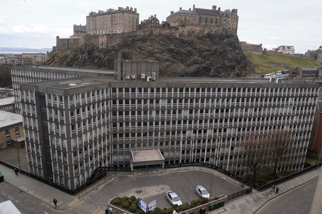 Argyle House is considered by many to be a blot on the cityscape of central Edinburgh.
