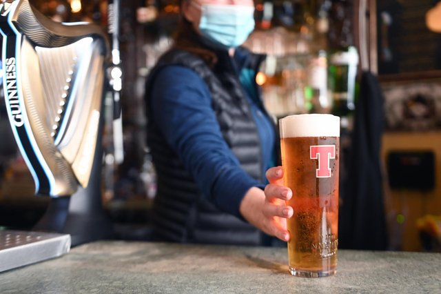 CAMRA is urging people to support their local and get back down the pub from today as most of the country moves into level two restrictions