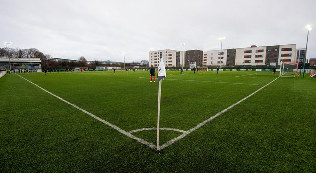 Edinburgh City are hoping for a March 20 return to playing. Picture: SNS