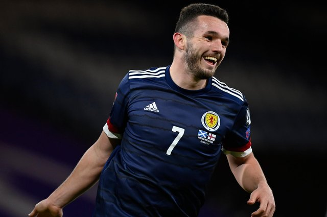 Former Hibs star John McGinn will be looking to shine at this summer's Euros. Picture: SNS