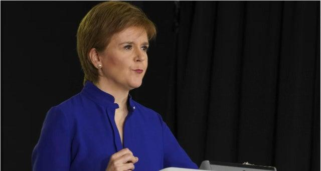 Lockdown will now be regarded as being over', Edinburgh reacts to Nicola Sturgeon announcing lockdown to be eased