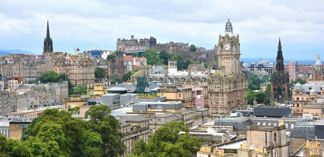 Edinburgh is helping drive growing levels of foreign investment into Scotland, new research has found. PIC: Mike McBey/CC/Flickr.