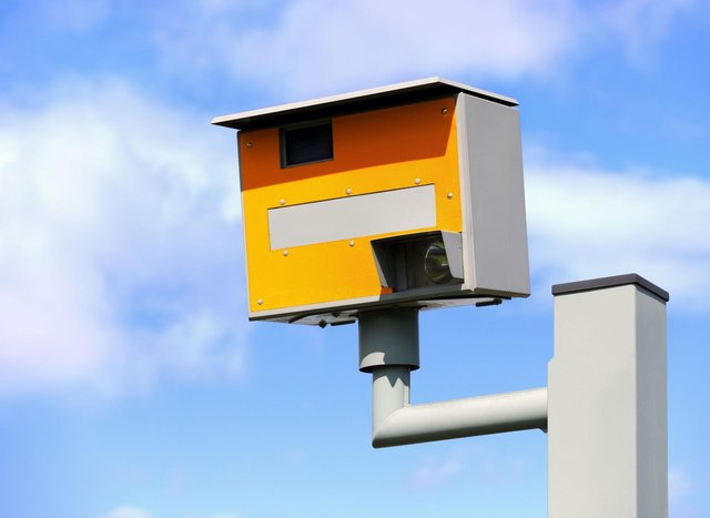 These are all the locations of fixed speed cameras in Edinburgh.