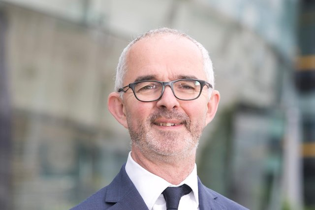 Datactics chief executive Stuart Harvey: 'It's clear that in 2021 businesses are stating that data quality has never been more important.'
