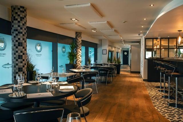 Ondine, now Ondine Oysters & Grill, has undergone an extensive refurbishment