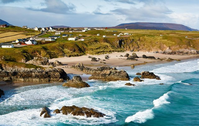 Sango Bay beach at Durness in the Highlands. The north is expecting a surge in staycation tourists this year. PIC: StockSolutions.
