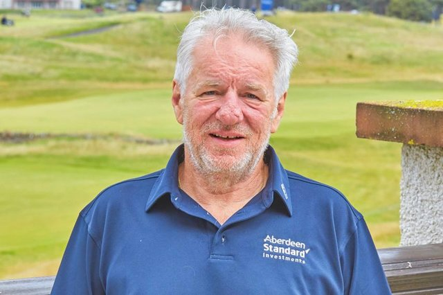 Former Aberdeen Standard Investments chairman Martin Gilbert is the new chair of Scottish Golf, having succeeded Eleanor Cannon at the virtual annual general meeting. Picture: Scottish Golf