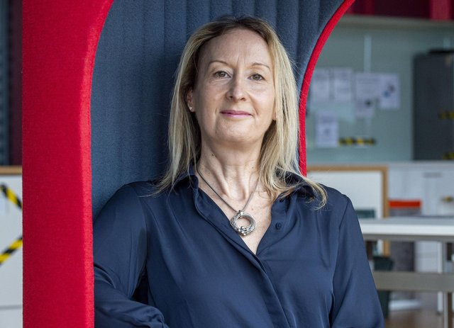 The executive says creating a new neighbourhood of Edinburgh and defining its place strategy is a 'once-in-a-career' opportunity. Picture: Lisa Ferguson.