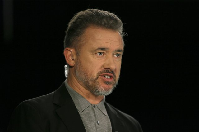 Stephen Hendry made an impressive return to the professional snooker tour despite a 4-1 defeat to Matthew Selt in Milton Keynes. Picture: Richard Sellers/PA Wire