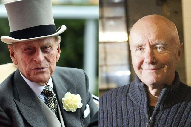 Irvine Welsh recounts the one time he met the Duke of Edinburgh, Prince Philip (Photo: Ben Stansall/ AFP via Getty Images and contributed).