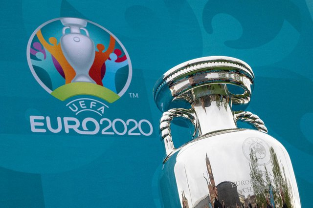 Who will lift the Euros trophy after an England v Italy final at Wembley? (Getty Images)