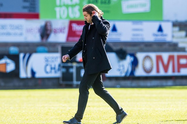 Robbie Neilson and Hearts have three matches remaining in the league.