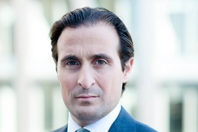 David Esfandi, CEO of Canaccord Genuity Wealth Management UK, which is acquiring Adam & Company from Royal Bank of Scotland/NatWest. Picture: Natalie Lawrence Photography