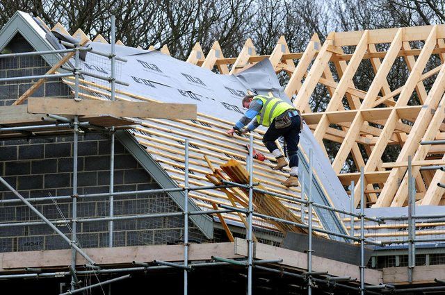 Britain's housing market has roared ahead in recent months due largely to government measures to stimulate demand and attract first-time buyers. Picture: Rui Vieira/PA Wire