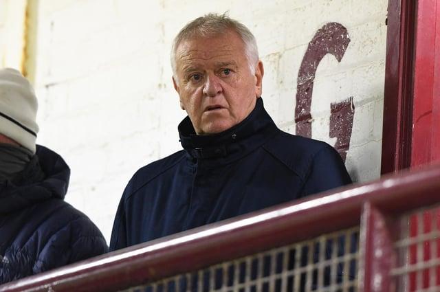 Jim Jefferies is no longer advising the Tynecastle board.
