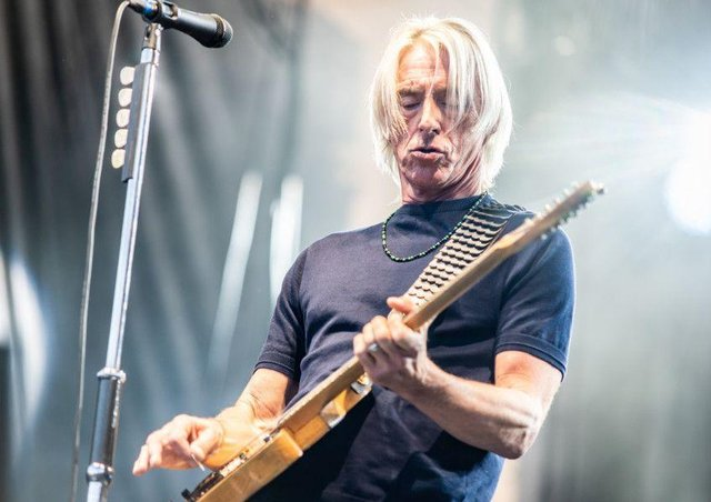 Paul Weller will visit the Usher Hall in spring 2022.