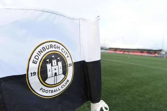 Edinburgh City could be back in action this month. Picture: SNS