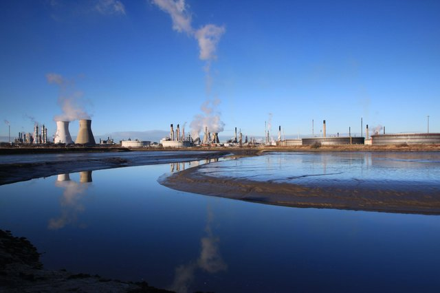 The aim is for operation of the new system, which will cover the entire Grangemouth site, to start in 2027. Picture: contributed.