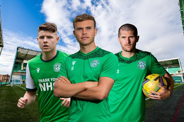 Hibs take on St Johnstone this afternoon
