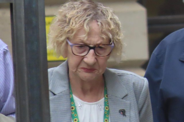 Cromar was found guilty of assaulting three children in her foster care at an address at Craigmount, Edinburgh, between September 1, 1992 and December 30, 1995.