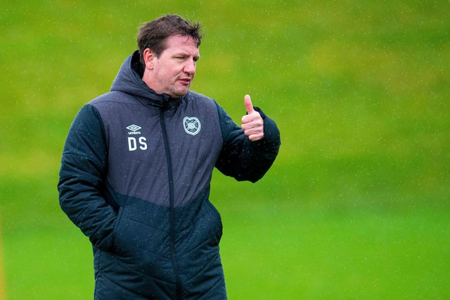 Hearts manager Daniel Stendel intends to promote more young players.