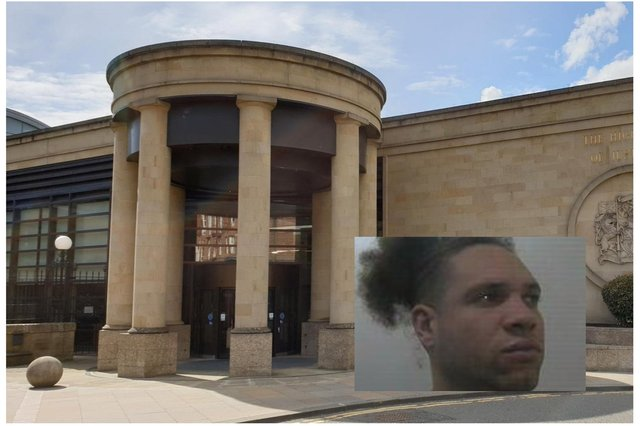 Raymond Nyiam appeared at the High Court in Glasgow via a videolink.