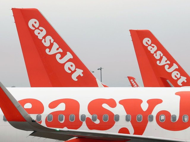 EasyJet has announced a series of new UK routes this summer after Covid restrictions severely curtailed European travel. (Picture: Gareth Fuller/PA Wire)
