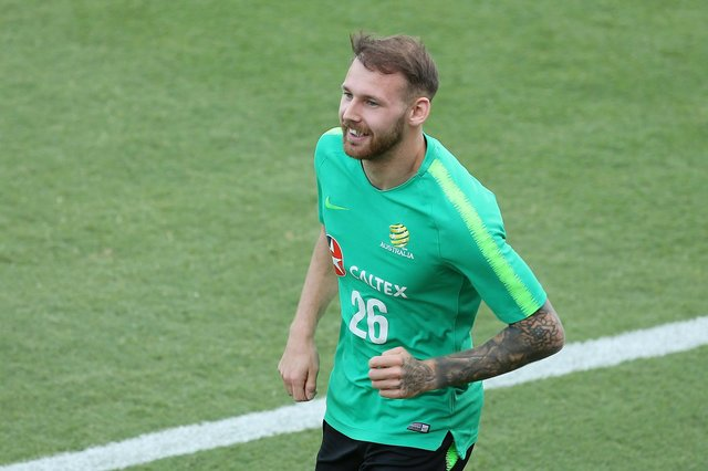 Martin Boyle has not been selected for Australia's Olympics squad, freeing him up to play in Hibs' Europa Conference League matches