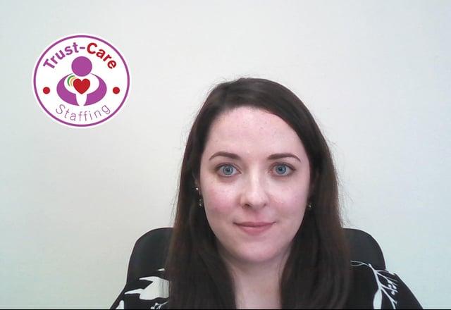 Joanne Sullivan director of trust-care staffing
