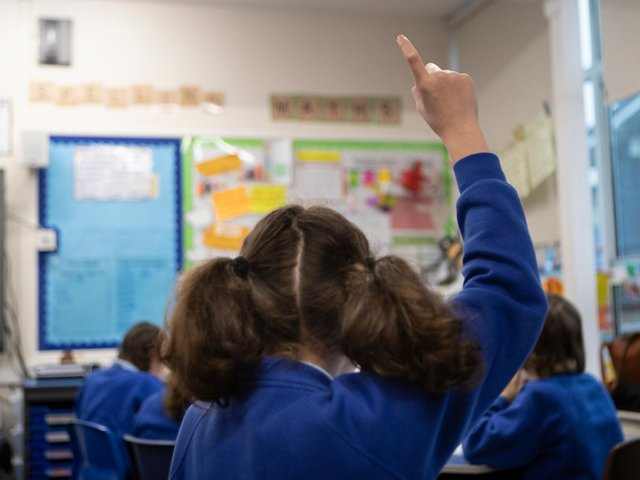 Schools are blighted by a culture of micromanagement, teachers overloaded with bureaucracy, and councils that act as a 'brake' on innovation (Picture: Danny Lawson/PA Wire)
