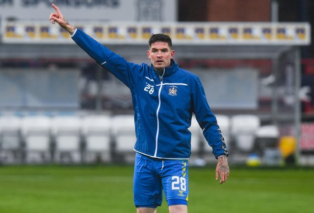 Kyle Lafferty has agreed to join Cypriot side Anorthosis Famagusta. (Photo by Craig Foy / SNS Group)
